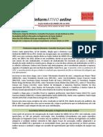 Informativo Online n° 40