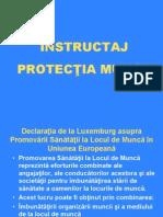 Instructaj Pm