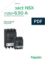 Compact Nsx100-630 User Manual