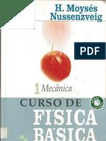 H. Moyses Nussenzveig - 1 mecanica