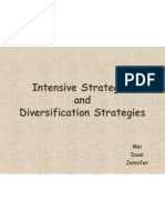 Intensive Strategies(MEI DUAN FER)