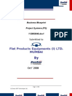 Business BluePrint PS1 Version2.1