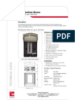 Krone Distribution Box 102218be
