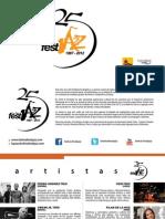 Info Festijazz 2012