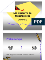 Les Supports de Transmissions Mode de Compatibilit