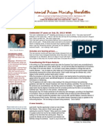 JPM July 2012 Newsletter