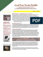 JPM August 2012 Newsletter