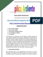 SÚPLICA ARDIENTE | ALIANZA DE AMOR