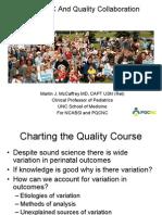 PQCNC HM NCCC2 LS2 Quality Collaboration