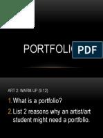 Art 2 Portfolios (Web Version)