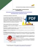 MEI 692 - Buenas Prácticas de Higiene y Sanitización de Supermercados