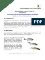 MEI 607 - Higiene y Manipulación en Planta de Productos Congelados