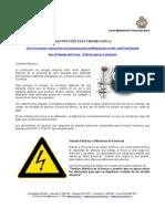 MEI 682 - Mantención de Electromecánica