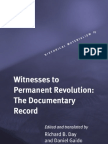 Witnesses to Permanent Revolution__The Documentary Record