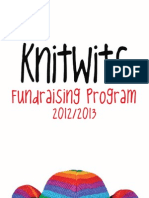 KNITWITS™ School Fundraiser Overview
