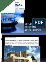 Proyecto de Instalacion de Gas Natural- Vivienda Unifamiliar