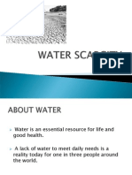 Water Scarcity 1