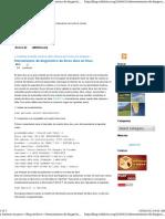 Herramientas de diagnóstico de disco duro en linux