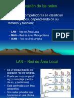 Clasificacion de Redes y Configuracion