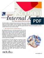 Internal Audit qaqc