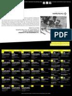 Agenda Cultural FNAC Xanadú Octubre 2012