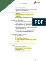 Tut Physiology 2
