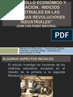 Desarrollo económico y educación