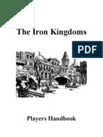 d20 - Iron Kingdoms Players Handbook