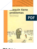 Rene Goscinny - Joaquín tiene problemas