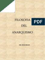 La Filosofia Anarquista