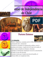 Proceso de Independencia de Chile.ppt