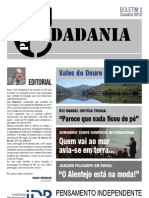 Newsletter IDP 2/Out.2012