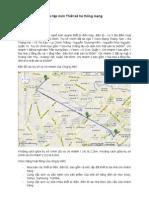 Bài tập môn Thiết kế hệ thống mạng