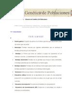 Glosario de Genética de Poblaciones