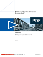 Impact Integration Web Services Server Developer Guide