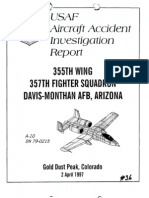 USAF Capt Craig Buttons Crash SuicideReport