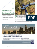 Protecting and Preserving an HOA Property's Most Valuable Landscape Assets by Jimmy Griego, ValleyCrest Landscape Maintenance