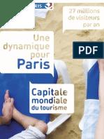 Une Dynamique Pour Paris Capitale Mondiale Du 1