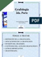 Taller Grafología II