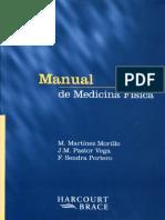 Martinez Morillo - Manual de medicina física