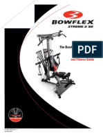 Bowflex Xtreme 2 SE Home Gym Manual