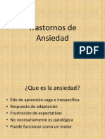 Clase Ansiedad