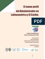 Libro El Nuevo Perfil Del Administrador en Latinoamerica y El Caribe Siglo XXI 030912