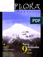 Explora Web Magazine - Ano I Volume I