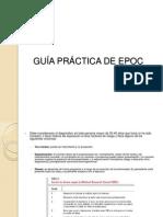 GUÍA PRÁCTICA DE EPOC