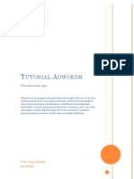 Tutorial Adwords