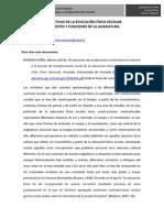 Paradigmas de La EF