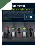 Triatlon de Duatleta a Triatleta Web