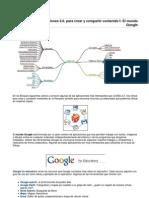 Aplicaciones 2.0. Para Crear y Compartir Contenido I El MundoGoogle