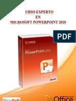 Curso Experto en PowerPoint 2010